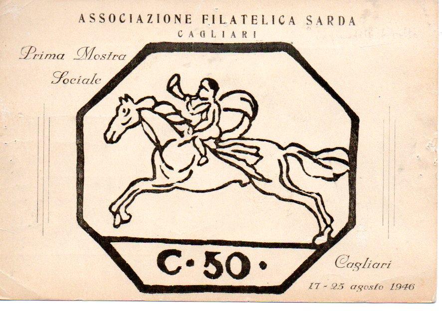 Prima cartolina - 1946