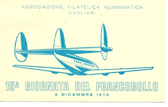 15^ giornata del francobollo - 1973