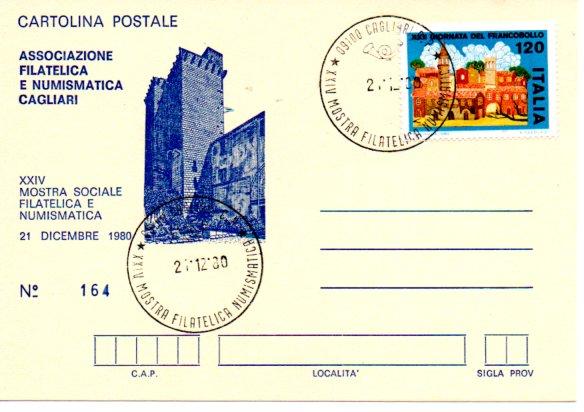 24^ mostra sociale - 1980