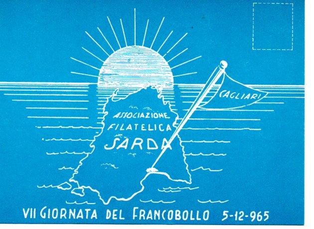 7^ giornata del francobollo - 1965