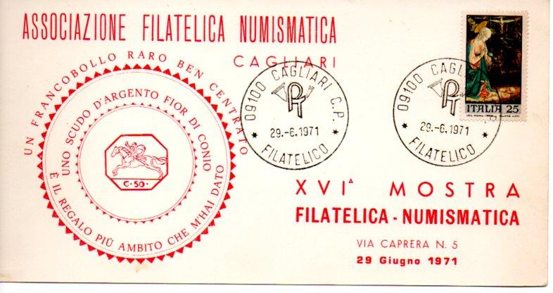 16^ mostra sociale - 1971