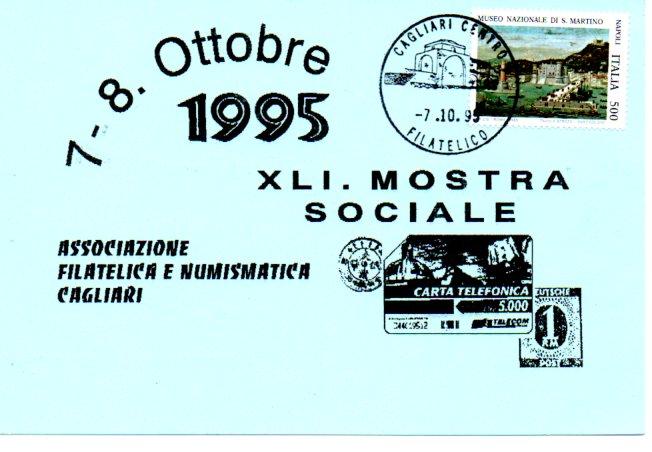 41^ mostra sociale - 1995
