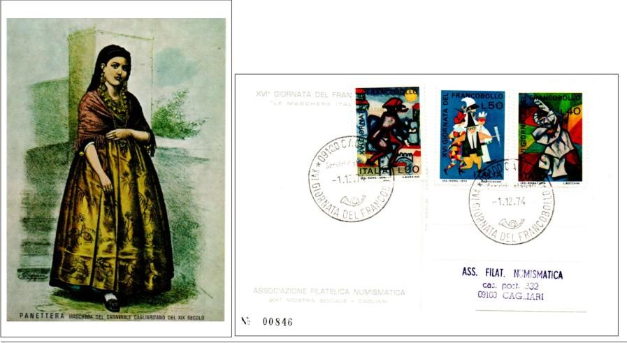 16^ giornata del francobollo -