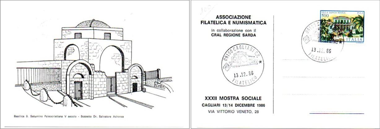 32^ mostra sociale - 1986