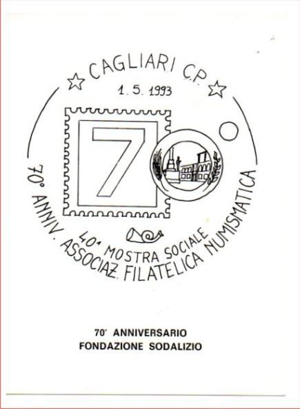 40^ mostra sociale - 1993