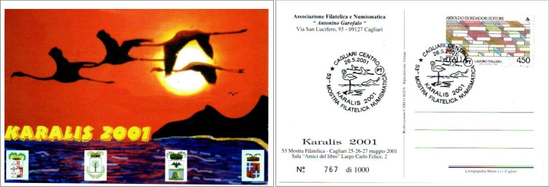 53^ mostra sociale - 2001