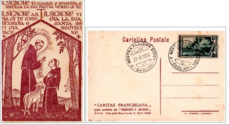 Caritas Franciscana - 1954
