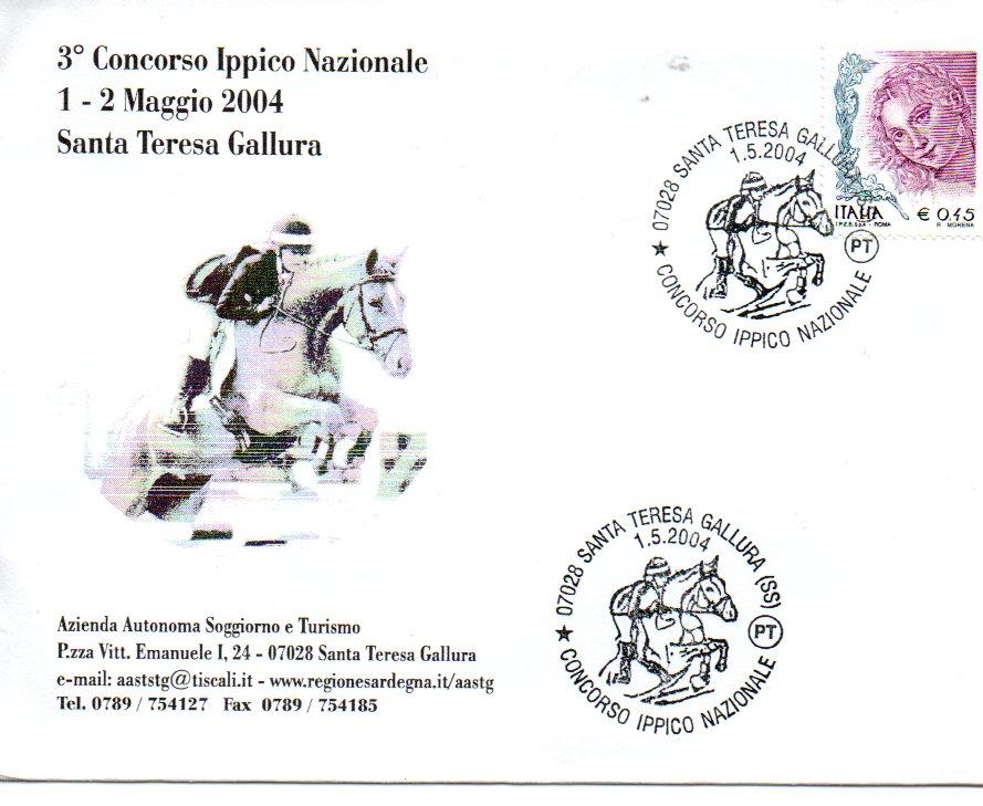 S. TERESA DI GALLURA 1.5.2004
