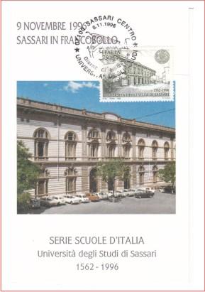 Sassari - Università degli Studi - 1996