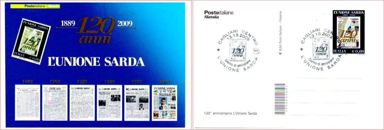 Unione sarda - 2009