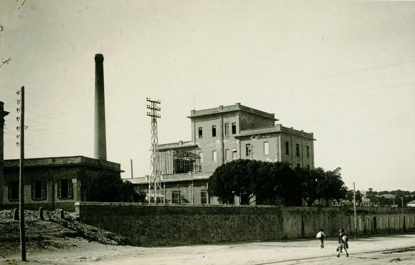 CAGLIARI BIRRERIA ICHNUSA 1935