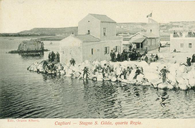 CAGLIARI - La quarta Regia