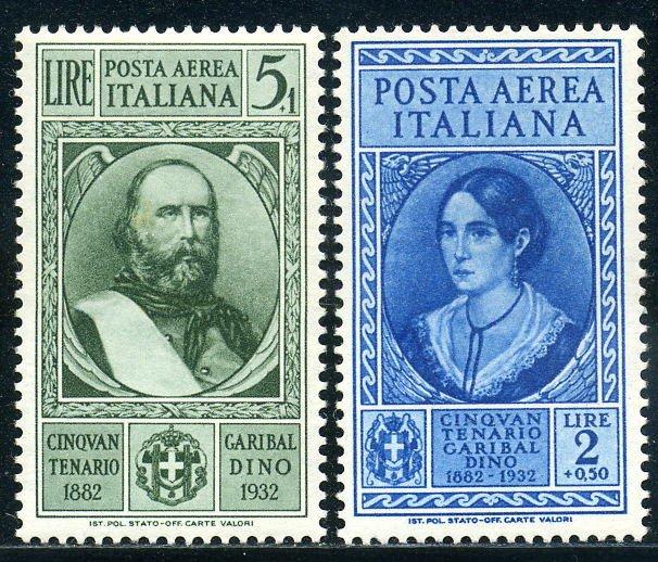 Garibaldi e Anita