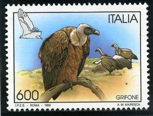 Italia - il grifone
