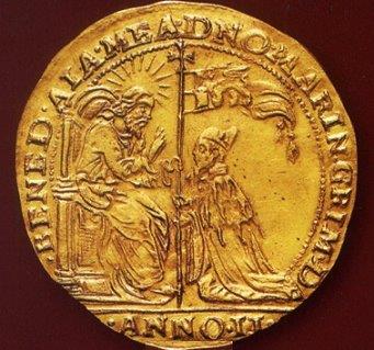 Moneta Venezia oro